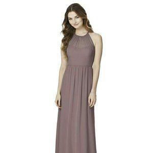 Bella Bridesmaid Dress Dessy BB100 Sz 12